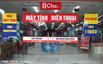 iCho.vn, chợ công nghệ của iCare Center