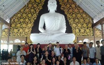 Tour hành hương Campuchia – Thái Lan – Myanmar