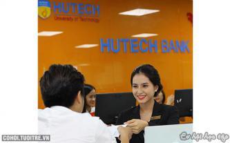 HUTECH Bank - Thiên đường thực hành