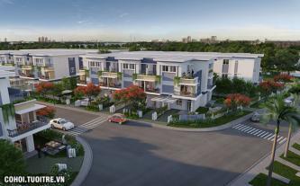 Rosita Garden - Nhà phố liên kế 2 sân vườn tại khu Đông Sài Gòn