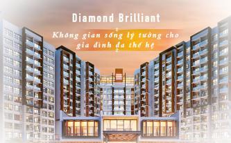 Diamond Brilliant - Không gian sống lý tưởng cho gia đình đa thế hệ
