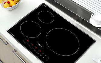 Bếp điện từ Kaff Hybrid KF-S48QH