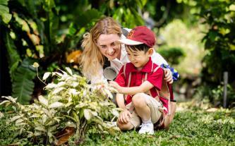 Vai trò của nhà trường trong hành trình phát triển của trẻ
