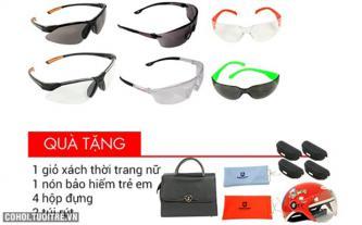 Mắt kính Double Shield khuyến mãi hấp dẫn mùa nắng