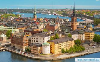 Tour Thụy Sĩ, Pháp, Đức, Đan Mạch, Na Uy, Thụy Điển