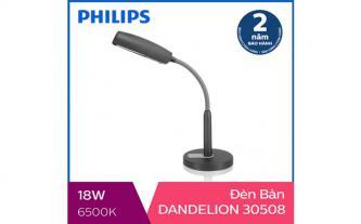 Đèn bàn, đèn chống cận LED Philips Dandelion 30508 11W