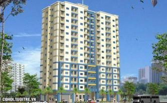 Cho thuê căn hộ Nguyễn Cửu Vân