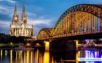 Du lịch tự túc tham quan Thụy Sĩ, Đức, Hà Lan, Pháp