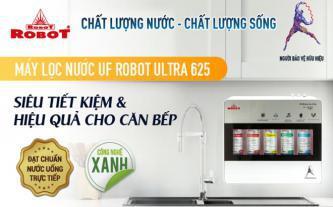 Máy lọc nước UF ROBOT 5 cấp lọc siêu tiết kiệm