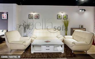 Sofa da bò 718