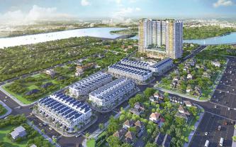 Cận cảnh những dự án căn hộ hút đầu tư tại TP.HCM