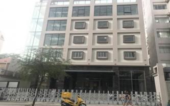 Cho thuê tòa nhà trên đường Hai Bà Trưng, Q. 3