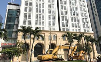 Cho thuê tòa nhà trên đường Điện Biên Phủ, Q. Bình Thạnh