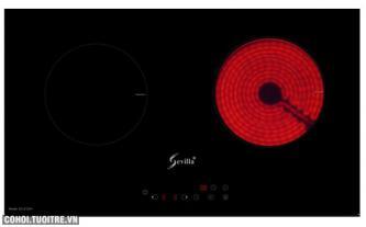 Bếp điện từ đôi hồng ngoại cảm ứng Sevilla SV-212IH