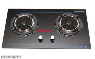 Bếp gas âm hồng ngoại Bluestar NG-6780C cảm ứng ngắt gas