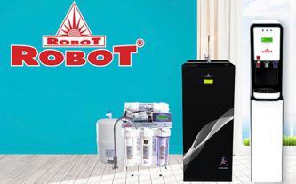 Ưu đãi khủng máy lọc nước ROBOT mới có bộ vi mạch và màn hình LCD