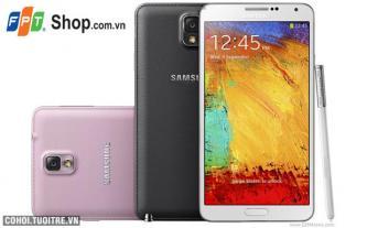 Quà khủng khi mua online Samsung Galaxy Note 3 - N9000