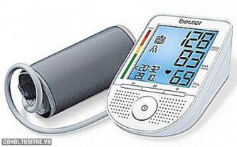Máy đo huyết áp bắp tay có loa Beurer BM49
