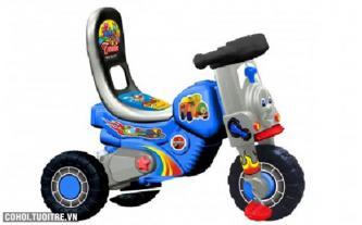 Xe đạp trẻ em Nhựa Chợ Lớn 3 bánh - M1271A-X3B