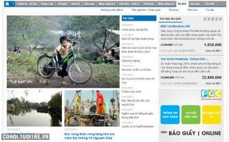 Tuổi Trẻ online ra mắt chuyên trang Du lịch