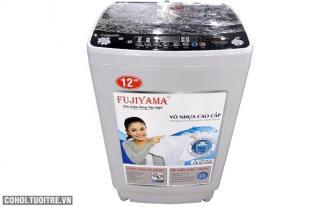 Máy giặt cân chỉnh mực nước tự động Fujiyama FWM-120PD