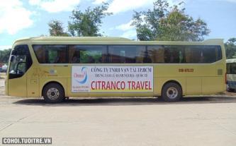 Citranco giảm 10% giá xe viếng chùa trong tháng giêng âm lịch