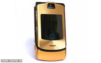 Motorola V3i gold (máy cũ)