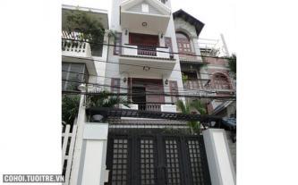 Nhà mặt tiền đường Hoàng Hoa Thám quận Tân Bình
