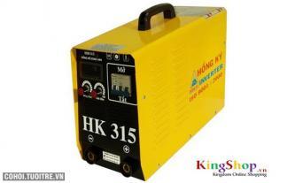 Máy hàn điện tử Hồng Ký HK 315I-3P380V - Inverter