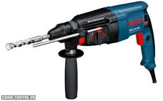 Máy khoan búa Bosch GBH 2-26DRE giá tốt từ đại lý