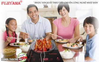 Bếp hồng ngoại cảm ứng FUJIYAMA FI-T12