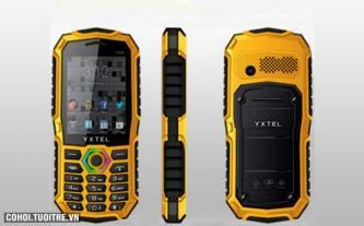 Điện thoại YXTEL A86 với pin bền máy siêu mỏng