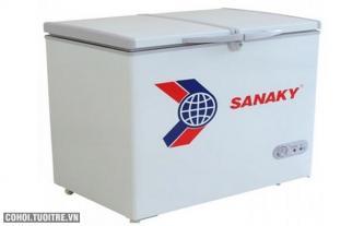 Tủ đông Sanaky VH-255A2, dung tích 250 lít