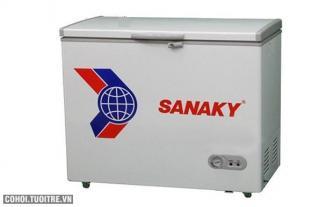 Tủ đông Sanaky VH-255HY2, dung tích 250 lít