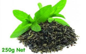 Trà xanh Organic Bustaro