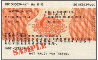 Hướng dẫn thủ tục xin visa Úc hiệu quả