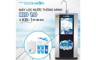 Máy lọc nước RO KAROFI iRO 1.1 K8I-1 (8 cấp lọc)
