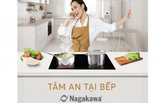 Nagakawa ra mắt bộ thiết bị nhà bếp cao cấp