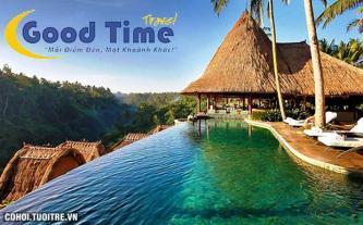 Tour khám phá Bali 4n3đ giá hấp dẫn