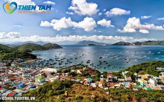 Du lịch đảo Bình Ba (Cam Ranh)