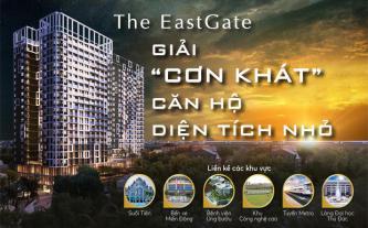 The EastGate giải cơn khát căn hộ diện tích nhỏ