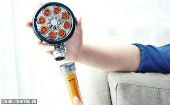 Thiết bị lọc nước uống và nước tắm công nghệ Hàn Quốc