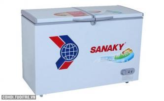 Tủ đông Sanaky VH-2299A1, dung tích 220 lít
