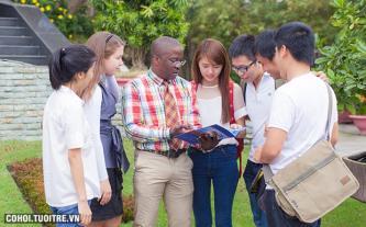 Chọn cơ hội trúng tuyển vào ĐH chuẩn quốc tế