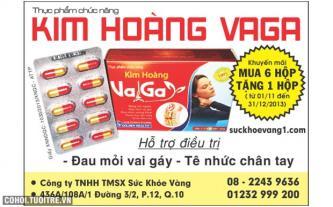 KIM HOÀNG VAGA – Mua 6 hộp tặng 1 hộp