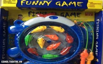 Bộ câu cá đồ chơi trẻ em Fishing Game 804