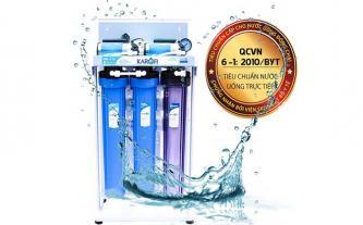 Máy lọc nước RO bán công nghiệp KAROFI KT-KB30, lọc được 30 lít nước