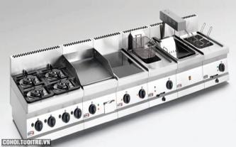 Thiết kế hệ thống bếp ăn công nghiệp