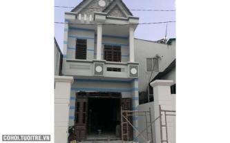 Nhà mới xây gần ngã ba Ông Xã - Dĩ An Bình Dương