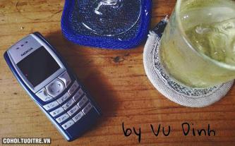 Điện thoại Nokia 6610i (máy cũ)